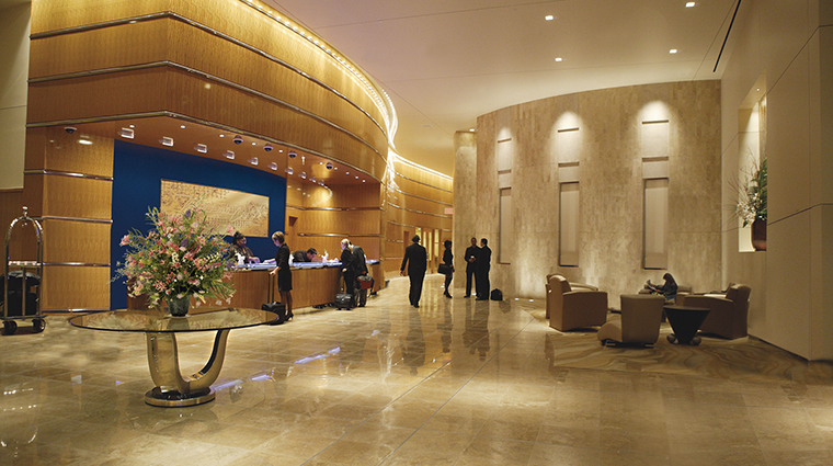 Property MotorCityCasinoHotel Hotel PublicSpaces Lobby DetroitEntertainmentLLC