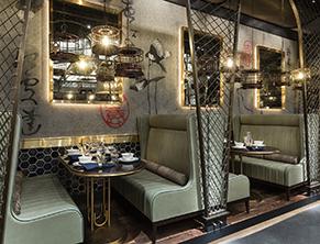 Property Mott32 Restaurant Dining Booths TrumpInternationalHotelsManagementLLC