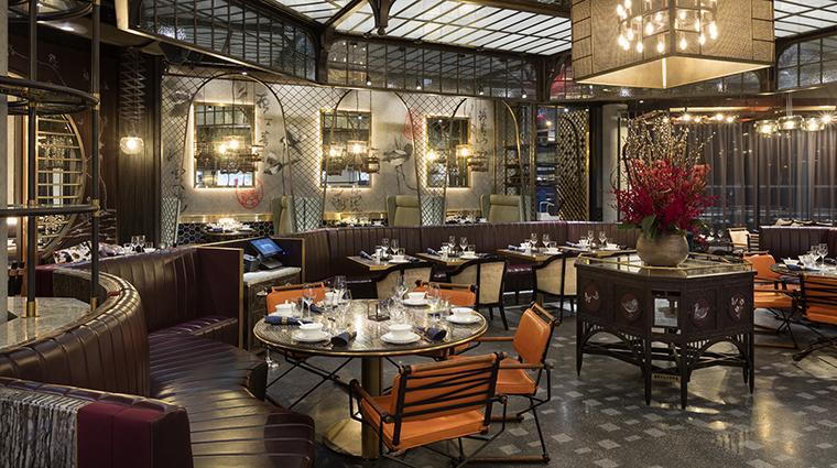 Property Mott32 Restaurant Dining DiningRoom TrumpInternationalHotelsManagementLLC