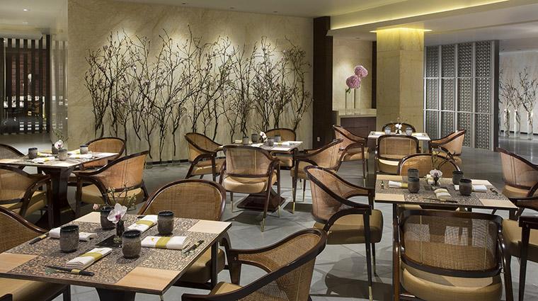 Property MuliaVillasatTheMulia Hotel Dining Edogin TheMulia