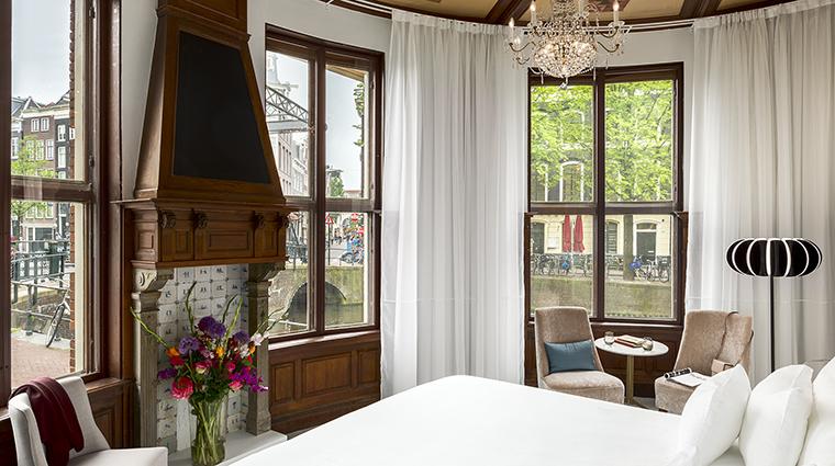 Property NHCollectionAmsterdamDoelen Hotel GuestroomSuite EmpressSuite NHHotelGroup