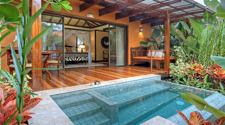 Property NayaraSprings Hotel GuestroomSuite SpringVillaPool SmallLuxuryHotelsoftheWorld