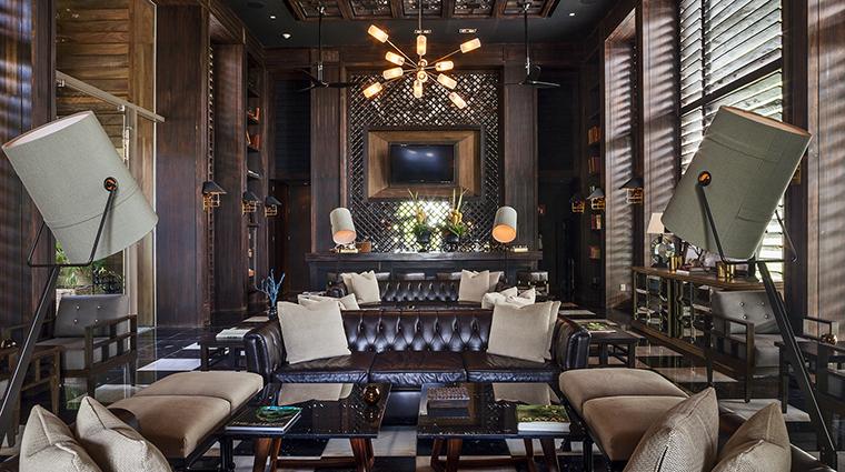 Property NizucResort&Spa Hotel BarLounge HavanaInterior LasBrisasHotelCollection
