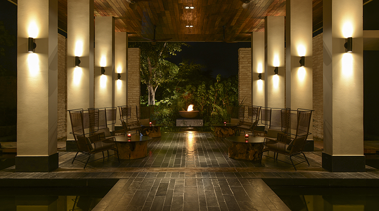 Property NizucResort&Spa Hotel Spa NizucSpabyESPALoungeArea LasBrisasHotelCollection
