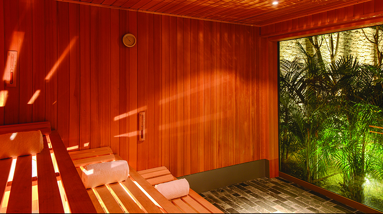 Property NizucSpabyESPA Spa Sauna LasBrisasHotelCollection