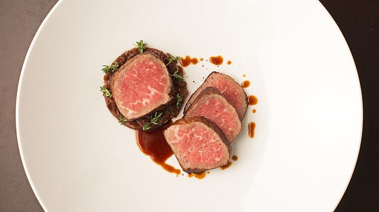 Property NoMI Restaurant Steak CreditHyattCorporation