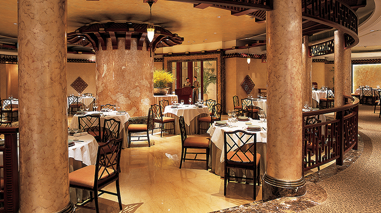 Property NobleCourtRestaurant Restaurant 1 Style DiningRoom CreditHyattCorporation