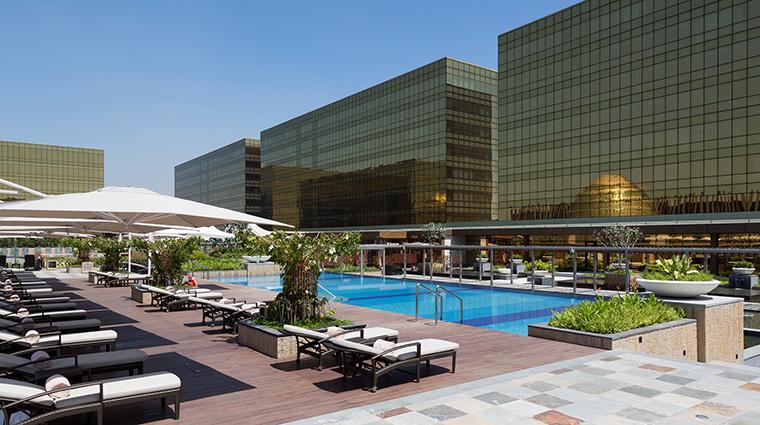 Property NobuHotelManila Hotel PublicSpaces SwimmingPool CityofDreamsManila