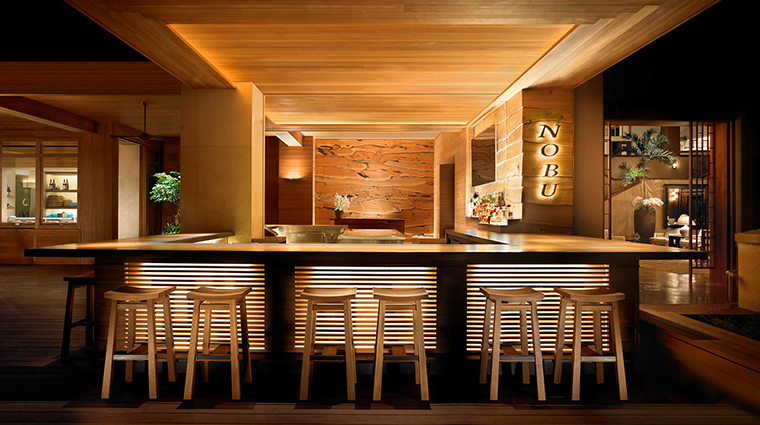 Property NobuLanai Restaurant Dining Bar NobuRestaurants