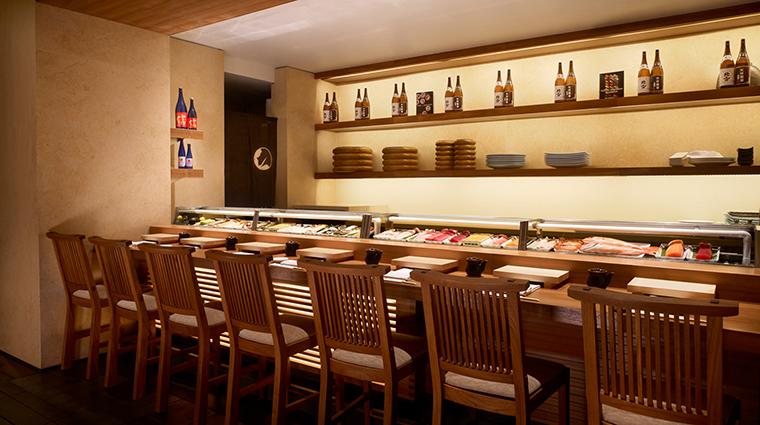 Property NobuLanai Restaurant Dining SushiBar NobuRestaurants