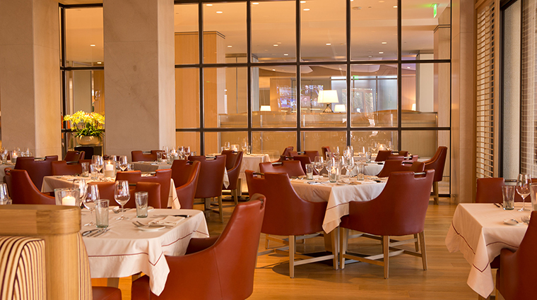 Property OakGrill Restaurant Dining InteriorDiningRoom TheIrvineCompanyLLC