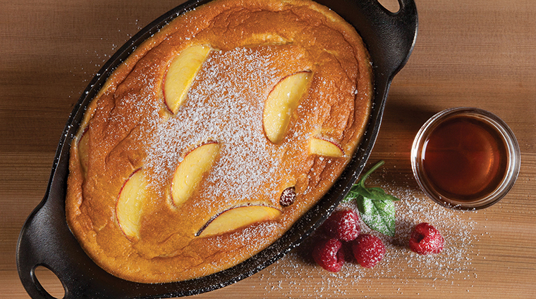 Property OakGrill Restaurant Dining PancakeSouffle TheIrvineCompanyLLC