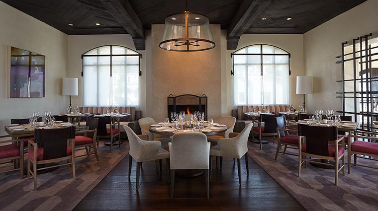 Property Olivella Restaurant Dining MeatballRoom OjaiValleyInn&Spa