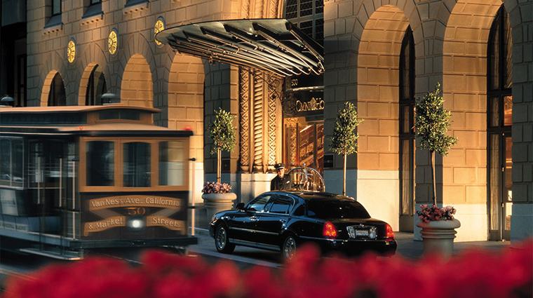 Property OmniSanFrancisco Hotel Exterior Exterior OmniHotels