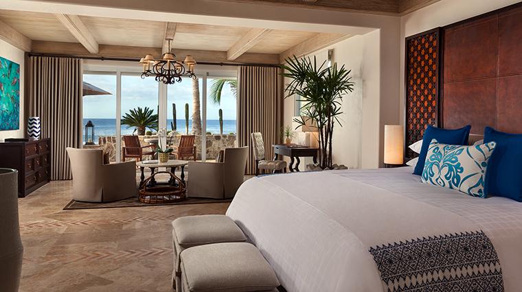 Property One&OnlyPalmilla Hotel GuestroomSuite OceanFrontPoolCasitaSuiteBedroom One&OnlyResorts