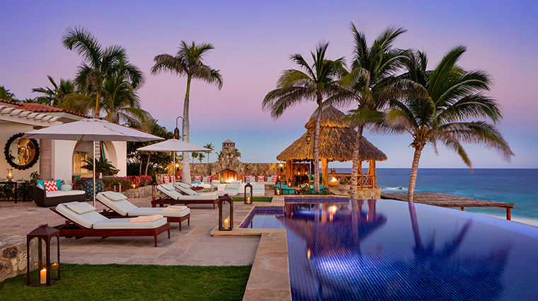 Property One&OnlyPalmilla Hotel GuestroomSuite VillaCortezPool One&OnlyResorts