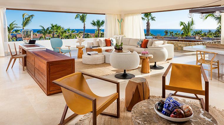 Property One&OnlyPalmilla Hotel GuestroomSuite VillaOneLivingRoom One&OnlyResorts