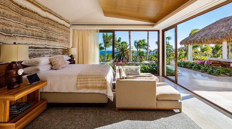 Property One&OnlyPalmilla Hotel GuestroomSuite VillaOneMasterBedroom One&OnlyResorts