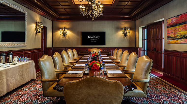 Property One&OnlyPalmilla Hotel PublicSpaces Boardroom One&OnlyResorts