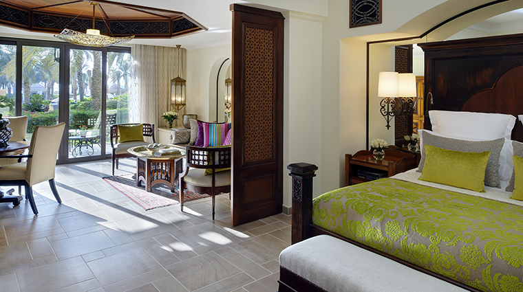 Property OneAndOnlyRoyalMirageResidences Hotel GuestoomSuite JuniorSuite One&OnlyResorts