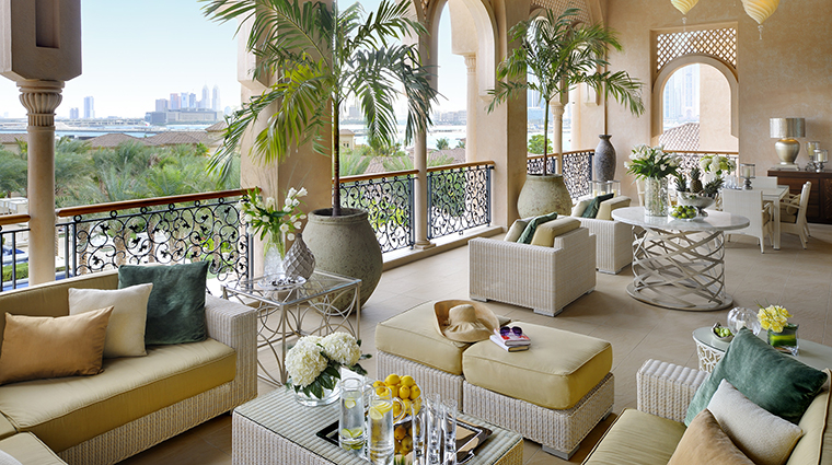 Property OneAndOnlyThePalm Hotel GuestroomSuite GrandPalmSuiteTerrace One&OnlyResorts