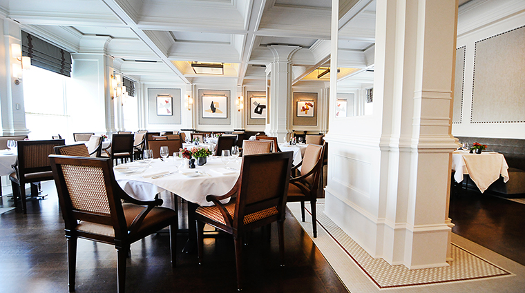 Property OneElevenatTheCaptial Restaurant Dining DiningRoom TheCapitalHotel