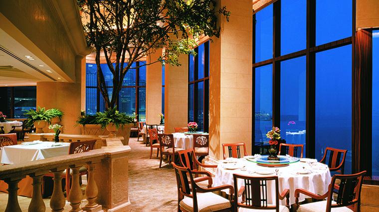 Property OneHarbourRoad Restaurant Dining DiningRoom HyattCorporation