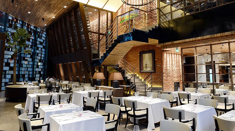 Property OperaBombana Restaurant Style DiningRoom CreditBeijingChyauFwuPropertiesCoLtd