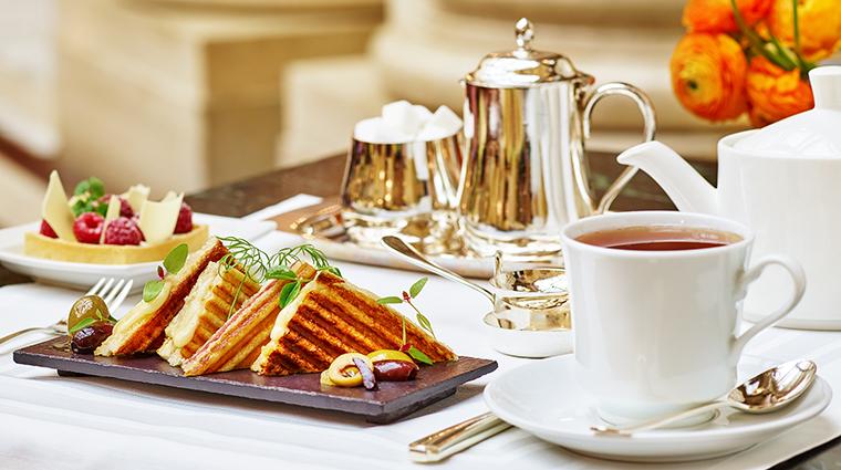 Property PalaceHotel Hotel Dining TeaTime StarwoodHotels&ResortsWorldwideInc