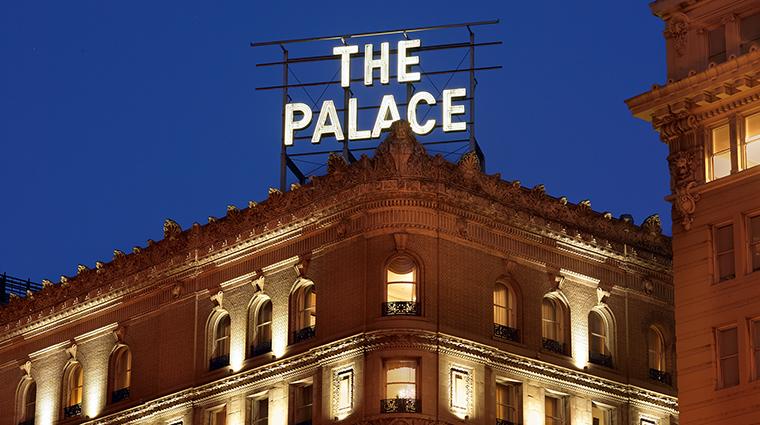 Property PalaceHotel Hotel Exterior ExteriorSignage StarwoodHotels&ResortsWorldwideInc