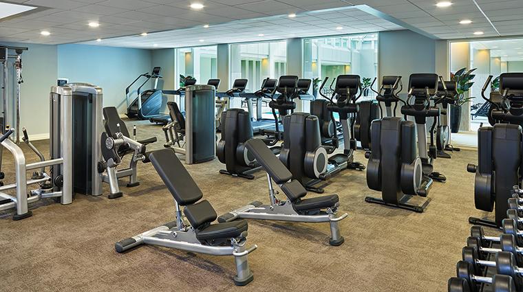 Property PalaceHotel Hotel PublicSpaces FitnessCenter StarwoodHotels&ResortsWorldwideInc