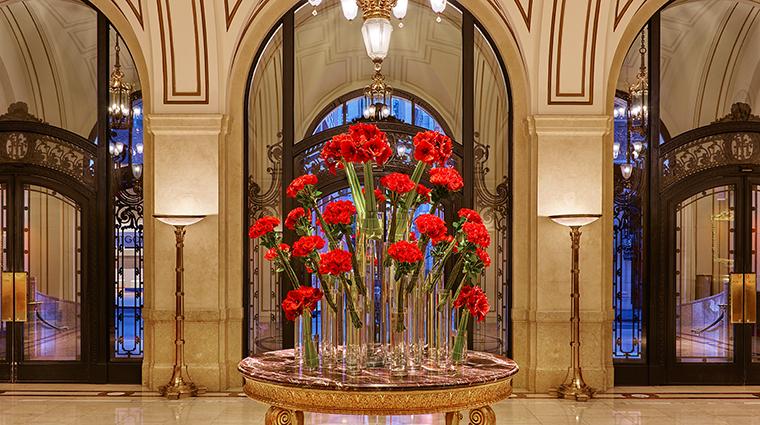Property PalaceHotel Hotel PublicSpaces Lobby StarwoodHotels&ResortsWorldwideInc