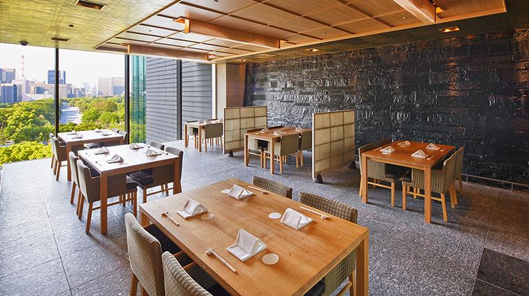 Property PalaceHotelTokyo Hotel Dining WadakuraDiningRoom PalaceHotelTokyo