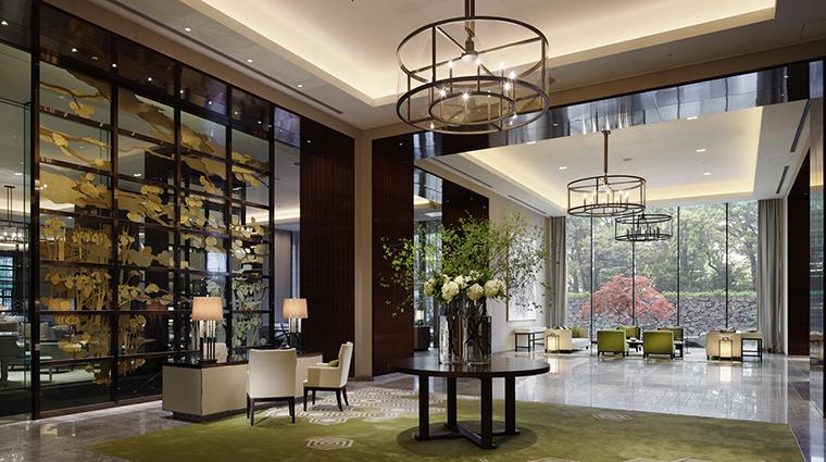 Property PalaceHotelTokyo Hotel PublicSpaces MainLobby PalaceHotelTokyo