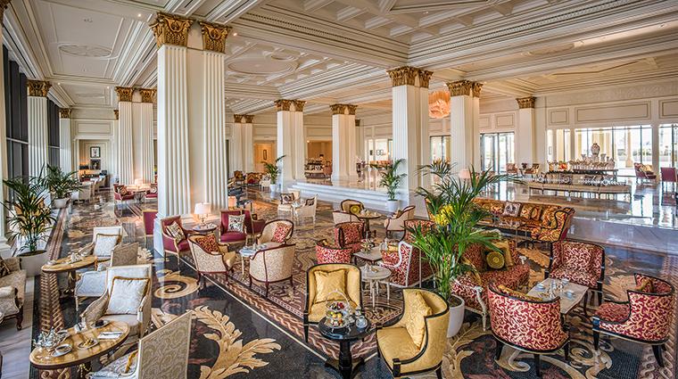 Property PalazzoVersaceDubai Hotel BarLounge MosaicoLobbyLounge PalazzoVersaceDubai
