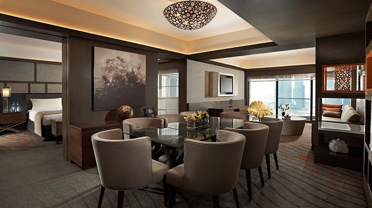 Property PanPacific Hotel GuestroomSuites HarbourSuiteLivingRoom CreditPanPacificHotelsandResorts