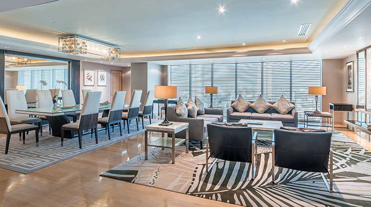 Property PanPacificManila Hotel GuestroomSuite PresidentialSuiteLivingRoom PanPacificHotelsandResorts