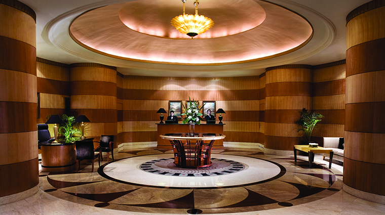 Property PanPacificManila Hotel PublicSpaces Lobby PanPacificHotelsandResorts