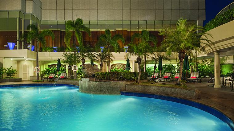 Property PanPacificManila Hotel PublicSpaces SwimmingPool PanPacificHotelsandResorts