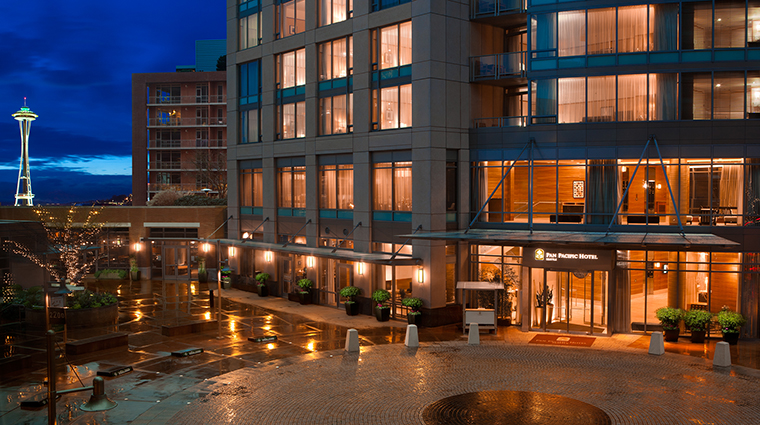 Property PanPacificSeattle Hotel Exterior ExteriorUpdate PanPacificHotelsandResorts