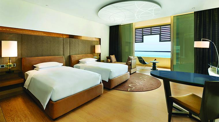 Property ParkHyattAbuDhabiHotelandVillas Hotel GuestroomSuite DoubleRoom HyattCorporation