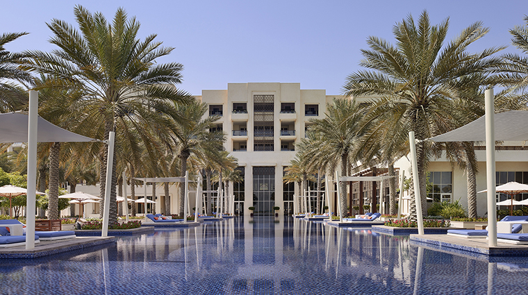 Property ParkHyattAbuDhabiHotelandVillas Hotel PublicSpaces Pool HyattCorporation