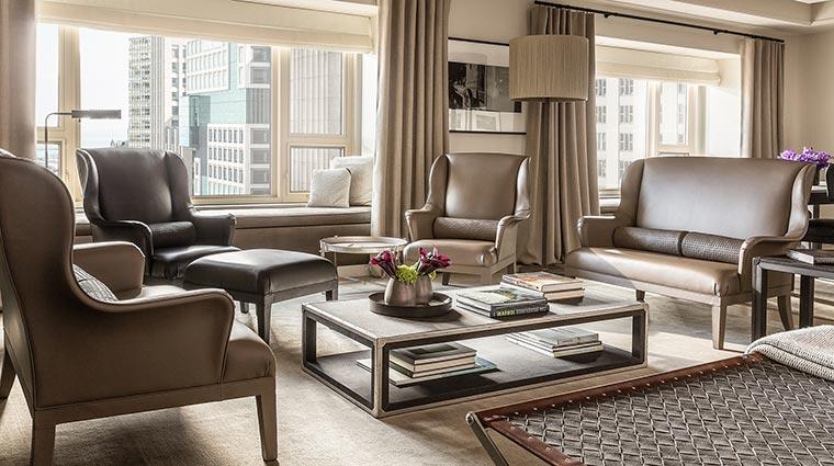 Property ParkHyattChicago Hotel GuestroomSuites Bottega CreditHyattCorporation