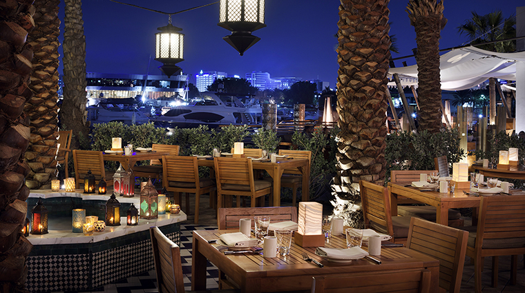 Property ParkHyattDubai Hotel Dining TheTerrace HyattCorporation