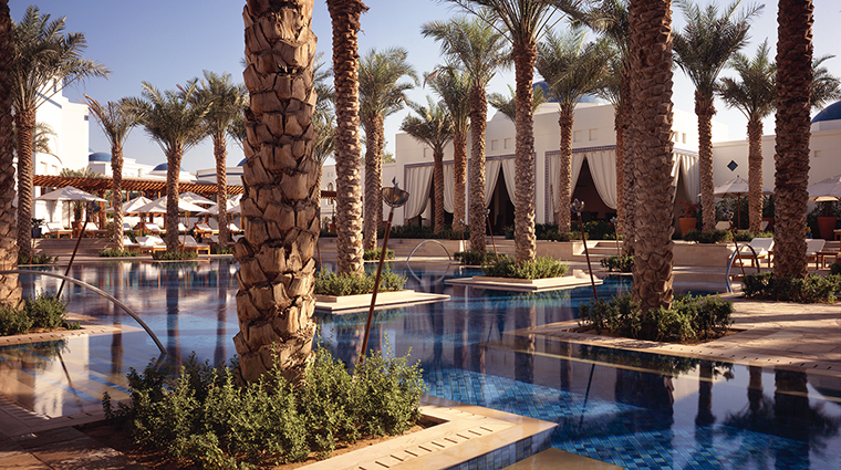 Property ParkHyattDubai Hotel PublicSpaces Pool HyattCorporation