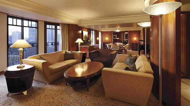 Property ParkHyattMelbourne Hotel GuestroomSuite PresidentialSuiteLivingRoom HyattCorporation