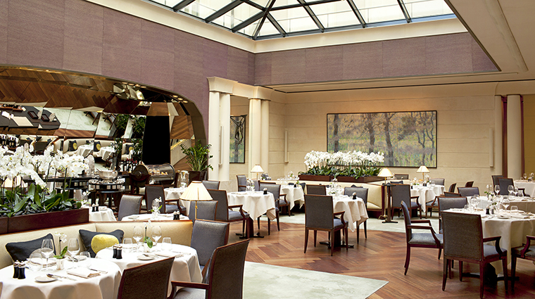 Property ParkHyattParis Hotel Dining LesOrchidees HyattCorporation