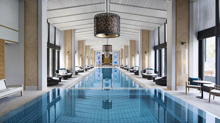 Property ParkHyattSanyaSunnyBay Hotel PublicSpaces IndoorSwimmingPool HyattCorporation