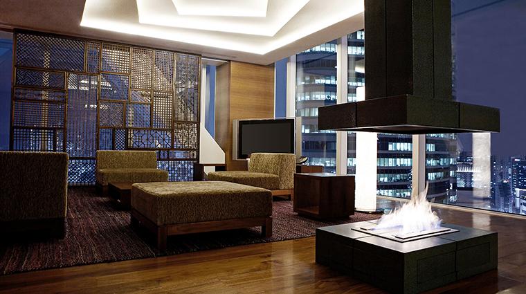 Property ParkHyattSeoul Hotel GuestroomSuite PresidentialSuiteLivingRoom HyattCorporation