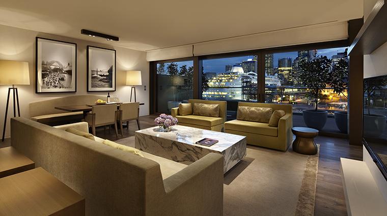 Property ParkHyattSydney Hotel GuestroomSuite RooftopSuite HyattCorporation